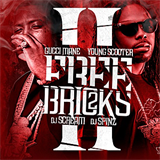 Free Bricks 2 (With Young Scooter)